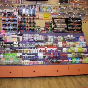 front-checkout-display