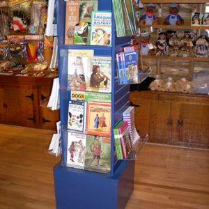 blue-book-display
